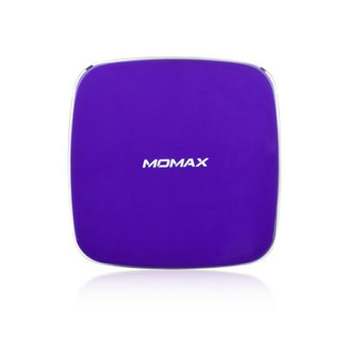 MOMAX iPower M1 [BAIPOWER22U] - Purple - Portable Charger / Power Bank